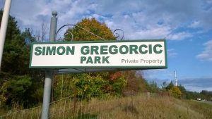 Simon Gregorcic Front Gate